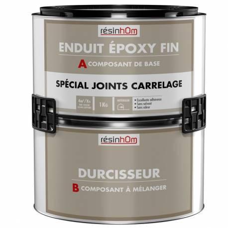 R sine pour joint de carrelage ou piscine 1000 couleurs for Joint carrelage epoxy
