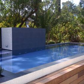 Résine pour piscine et bassin