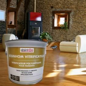 RESINHOM Vitrificateur Polyuréthane pour parquets