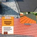 Résine rénovation toiture